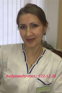 Голованова Вероника Анатольевна